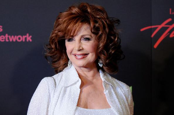 """Suzanne Rogers, qui interprète depuis quarante ans le même personnage dans le feuilleton """"Des jours et des vies"""". Mon modèle."""