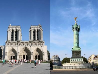 Saurez-vous reconnaître ces monuments parisiens en version ouzbèke?