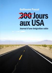 Couverture du livre 300 jours aux USA